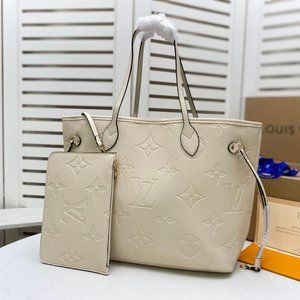 Brand New Ŀouis Vuittοn Tote Bag Handbag 💝K6